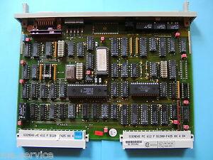 Siemens Simatic S5 6ES5 923-3UC11 6ES5923 CPU 923 Vol.6/7
