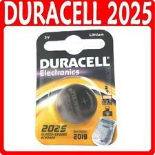 Genuine Duracell 2025 DL2025 CR2025 Coin Cell Battery