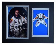 Felix Baumgartner Signed Autograph 10x8 photo display Space Jump AFTAL COA