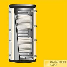 Hygienespeicher 600 Kombispeicher Trinkwasserspeicher Solarspeicher Boiler