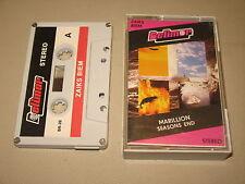 MARILLION - Seasons End - MC Cassette tape /2260