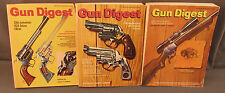 Lot of (3) The Gun Digest 1972, 1973 Softcover