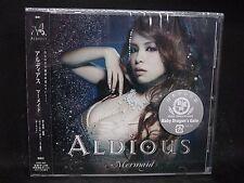 ALDIOUS Mermaid JAPAN CD Raglaia Galmet Crying Machine Manipulated Slaves