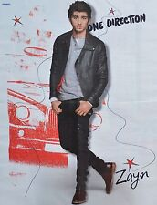 ZAYN MALIK - A2 Poster (XL - 42 x 55 cm) - One Direction Clippings Sammlung