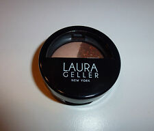 Laura Geller Baked Eye Shadow Duo Sunstone/Bewitching Bronze Lidschatten 1,8 g