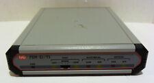 RAD FOM-E1T1 Fiber Optic Modem FOM/E1T1/ST13L/115 Optical Equipment 115V 50/60Hz