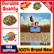 Kaytee Clean & Cozy Super Absorbent Paper Bedding for Cages, Hamster, 72 Litre