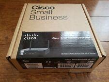 Cisco RV180W-K9-G5 Wireless-N Multifunction VPN Router Brand NEW Boxed