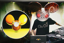 Deadmau5 Limited Edition Picture Disc Poster Art Display Free Shipping