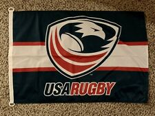 Usa Rugby Banner / Flag