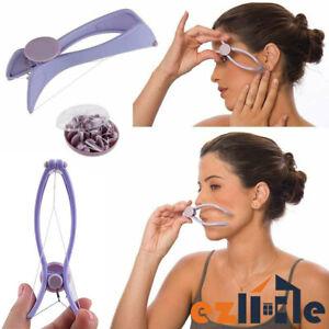 Facial Hair Removal Systerm Body Threader Slique Epilator Remover Threading Tool