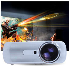 HD LED Video Projector Multimedia Home Theater Cinema 3000 Lumens From US