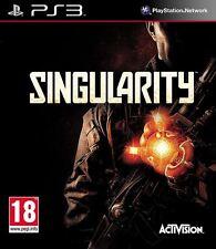 SINGULARITY PS3 GAME