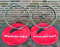 FULCRUM RACING ZERO C17 Laufräder LRS Laufradsatz CULT-CERAMIC wheelset NEU