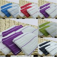 Beautiful Pack of 6 Tea Towels 100% Cotton Terry Kitchen Towels Dish ,towels !!!