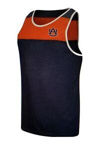 Auburn Tigers NCAA Men's Team Sleeveless Tank Top Shirt Size Large - NWT