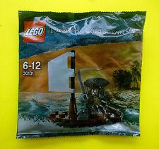 Lego 30131 Pirata dei Caraibi Jack Sparrow Sacchetto plastica nuovo conf. orig.