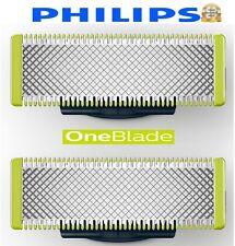 Philips OneBlade PRO: 2 Lama di ricambio QP220/50 per il QP2520/30 QP2530/30 ecc