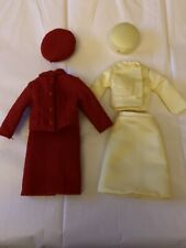 Franklin Mint Jackie Fashions 2 Outfits No Boxes