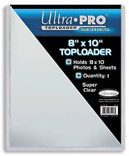 Ultra Pro Acrylic Toploader Protection for 8x10 Photo