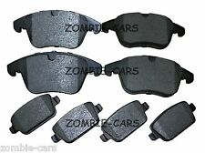 FORD MONDEO MK4 07->ON BRAKE PADS SET FRONT & REAR 100% QUALITY PARTS (NEW)