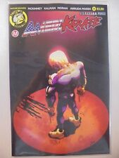 Amerikarate #8 Nm Action Lab Comics Book