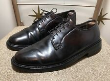 Vintage Mens FLORSHEIM Shell Cordovan Plain Toe Oxford Shoes Sz 8 E
