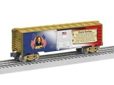 LIONEL - 25932- PRES. CALVIN COOLIDGE BOXCAR- MADE IN THE USA- 0/027- NEW- SALE
