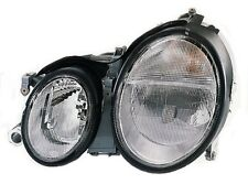 Headlight Assembly Front Left HELLA H11450017 fits 98-03 Mercedes CLK320