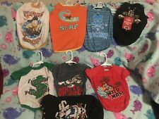 Excellent condition boys puppy clothes
