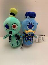 Kingdom Hearts Super Cute Collectible Plush Goofy And Donald Duck
