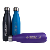 3Pcs/Set 17Oz Stainless Steel Double Wall Vacuum Insulated Water Bottle Thermos
