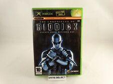 THE CHRONICLES OF RIDDICK ESCAPE FROM BUTCHER BAY XBOX PAL ITA ITALIANO COMPLETO