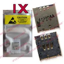 1 x Motorola MOTO E 2nd XT1521 XT1524 XT1526 XT1527 SIM Card Reader Slot Socket