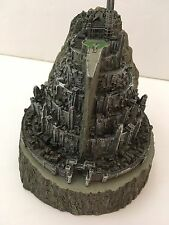"""Sideshow Weta Lord of the Rings Minas Tirith Statue 6"""" Return of the King *READ"""