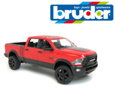 Bruder Toys 02500 Dodge Ram 2500 Power Wagon - Opening doors Toy Model 1:16