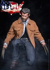 1/6 Scale Wolverine Logan Hugh Jackman Figure Full Set For X-MEN ❶IN STOCK❶