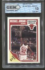 1989-90 Michael Jordan Fleer #21 Gem Mint 10 Chicago Bulls MVP HOF GOAT
