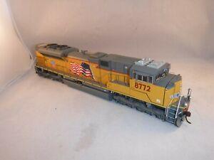 "Athearn GENESIS HO Union Pacific UP EMD SD70ACe ""Flag"" #8772     DCC-Tsu Sound"