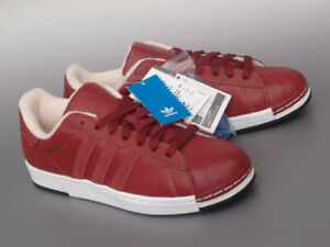 2012 adidas 10us SUPERSTAR SS 2 LITE G60536 Dark red from Japan Rare Limited