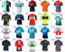 New Team Mens Cycling Short Sleeve Jersey Cycling Jerseys Bicycle Jersey Short