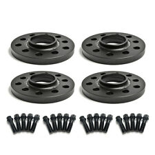 4 15mm/20mm Wheel Spacers 5x120 for BMW E53 E70 F15 X5 X5M E39 5x120 CB74.1/72.6