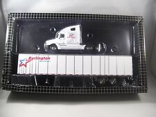 """Rare"" Burlington Motor Lines Dual Axle Tractor w/53' Dual Axle Trailer #M75013"
