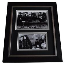 Pete Best SIGNED 10x8 FRAMED Photo Autograph Display Beatles Music COA