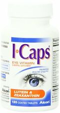 ICaps Lutein and Zeaxanthin Formula Coated Tablets 120 Each