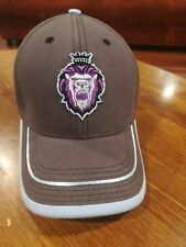 SUBARU Steve Moyer Hat King Lion Gray blue new without tag
