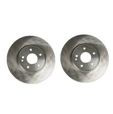 For 34091 Pair of Front Disc Brake Rotors