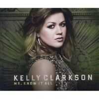 KELLY CLARKSON - MR.KNOW IT ALL  CD 2 TRACK SINGLE NEW