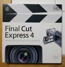 Apple Final Cut Express 4 (Academic) (Software CD)