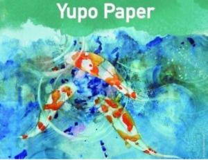 Yupo Paper Synthetic Painting Paper A3 & A4 115gsm. Superior Thickness.